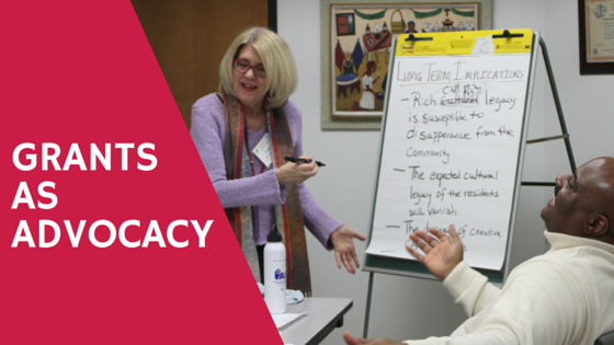 Blog a logical call to action grants as advocacy not just asking malvernweather Gallery