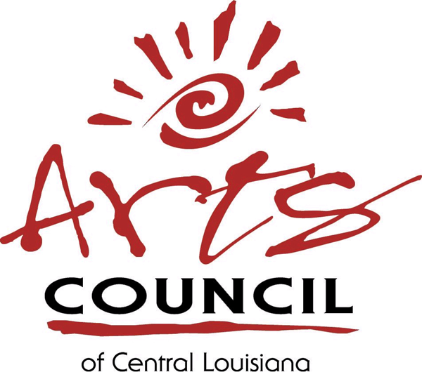 Arts Council of Central Louisiana logo