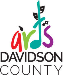 Arts for Davidson Country logo