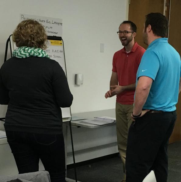 Behind The Scenes Of Grantsmanship Training Program