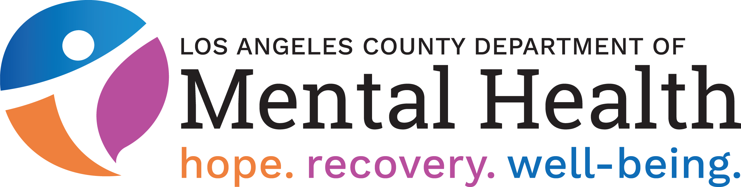 Los Angeles County Department of Mental Health logo