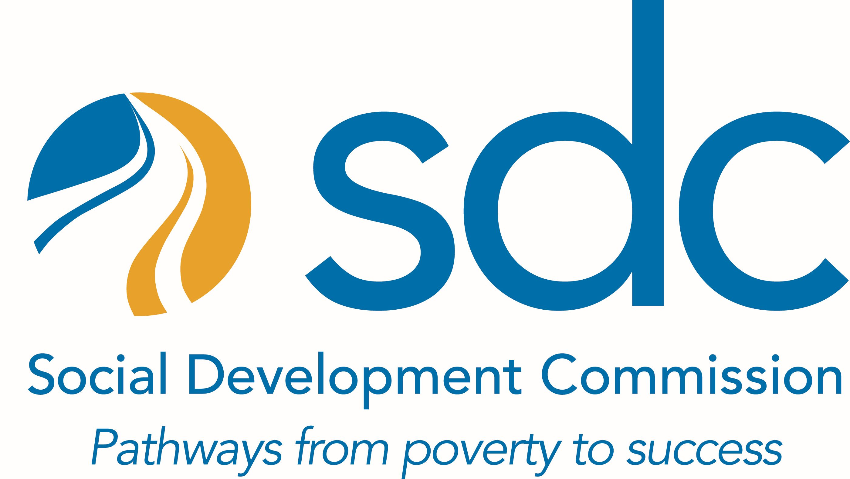 Social Development Commission logo