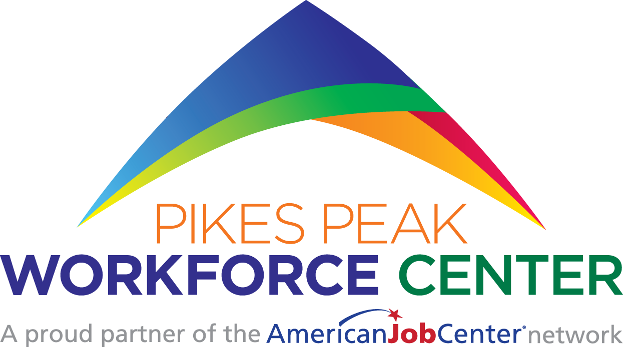 Pikes Peak Workforce Center logo